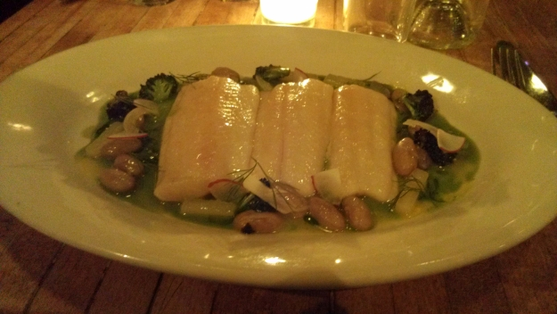 Trout with Cranberry Beans & Broccoli_Northern Spy Food Co.